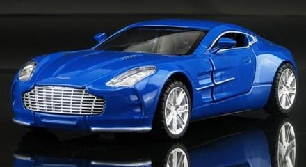 Aston Martin One-77. Коллекционная модель автомобиля. 1:32. Днепр. фото 1