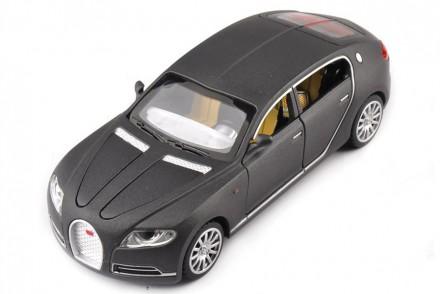 Bugatti 16C Galibier. Коллекционная модель автомобиля. 1:32. Днепр. фото 1