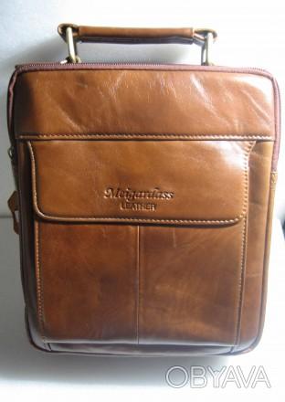 eb2539b24530 ᐈ Meigardass - сумка мужская, кожаная (новая) ᐈ Житомир 1450 ГРН ...