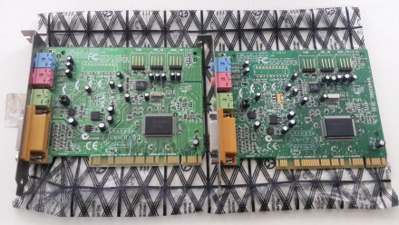 Звуковая карта Creative Sound Blaster VIBRA 128 PCI (CT4810). Киев. фото 1