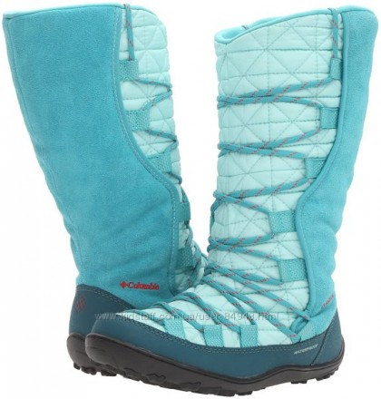 Сапоги Columbia Youth Loveland Omni-Heat-K Snow Boot р. 5, 6, 7 - 35,36, 37, 38. Ивано-Франковск. фото 1