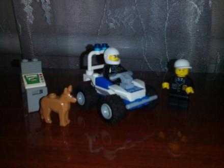 Лего Сити.Полиция.(оригинал). Мариуполь. фото 1