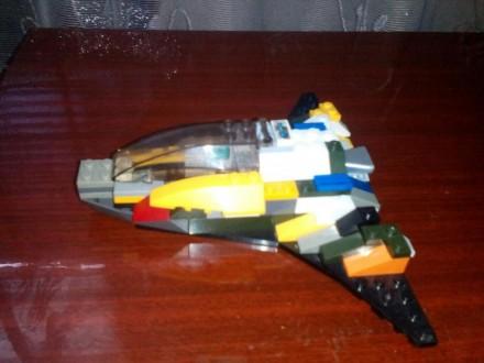 Лего.Космический корабль. Мариуполь. фото 1