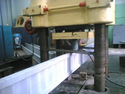 БВС ( BWW ) - Новая сверхлегкая металлическая балка. Днепр. фото 1