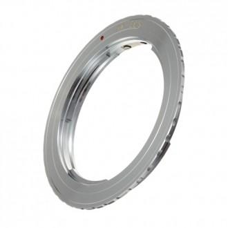 Переходное кольцо Pentax K - Canon EOS с программируемым чипом. Сумы. фото 1