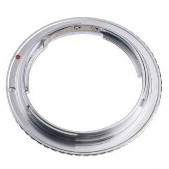 Переходное кольцо Pentax PK - Canon EOS. Сумы. фото 1