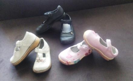 Туфли осенние кожаные. Чернигов. фото 1