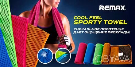 Охлаждающее полотенце для занятий активными вида спорта RT-TW01 Cold Feeling Spo. Киев, Киевская область. фото 1