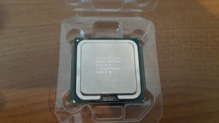 Процессор Intel Core 2 Duo E4500 2.2GHz/800/2048 LGA 775. Киев. фото 1