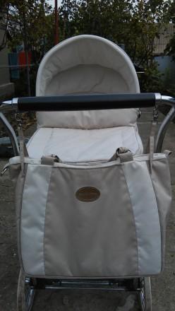 Продам детскую коляску Inglesina Vittoria. Измаил. фото 1