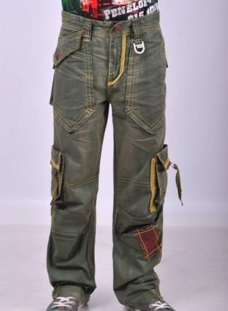Модные джинсы, брюки для мальчиков. 9, 10, 11, 12, 13, 14 лет. Мариуполь. фото 1