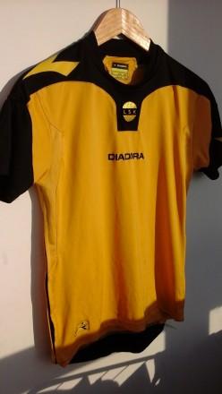 Детская подростковая спортивная футболка Diadora дитяча підліткова. Львов. фото 1