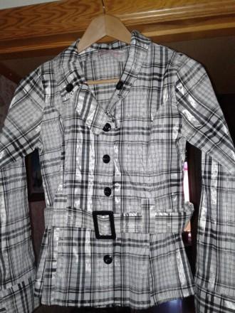 Продам новую блузку с длинным рукавом 44 размера,недорого.. Днепр. фото 1