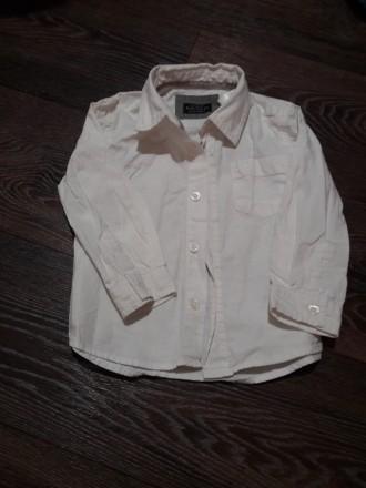 Фирменные рубашки. Чоп. фото 1