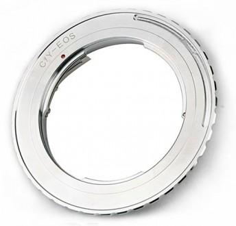 Переходное кольцо Contax/Yashica CY – Canon EOS. Сумы. фото 1