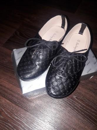 Туфли. Чоп. фото 1