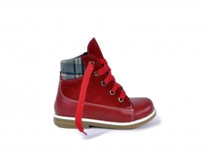Демисезонные детские ортопедические ботинки. Одесса. фото 1