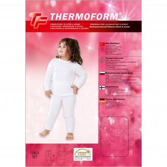 Термобелье детское Thermoform 20-001. Днепр. фото 1
