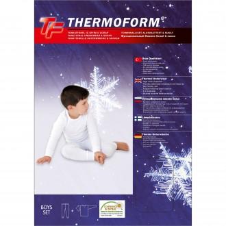 Термобелье детское Thermoform 20-002  Сохраняет тело вашего ребенка сухим и те. Днепр, Днепропетровская область. фото 3