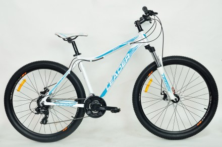 Продам велосипед LEADER JANICE 27.5. Харьков. фото 1