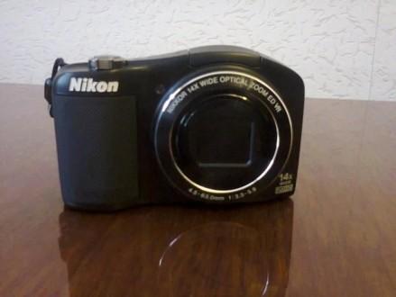 Продам фотоаппарат Nikon COOLPIX L610 (состояние нового). Одесса. фото 1