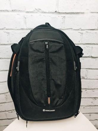 Рюкзак для Фототехники Vanguard Black. Одесса. фото 1