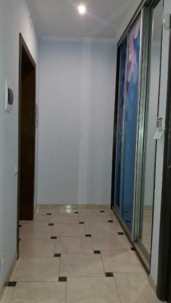Здається 2-кім. квартира в новобудові по вул.Чорновола. Євроремонт, меблі, побут. Центр, Ровно, Ровненская область. фото 10