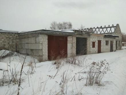 Продам гараж лодочный. Ладыжин. фото 1