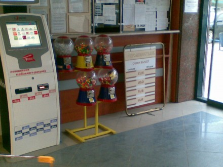 Механические и электронные торговые автоматы и наполнитель к ним.  Хотите зани. Ужгород, Закарпатская область. фото 13
