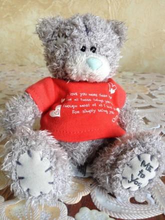 Мишка Тедди, me to you Carte Blanche. Оригінал. Ровно. фото 1
