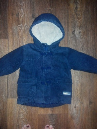 ПРОДАМ Осеннюю куртку фирмы Bombini на малыша до 1,5 годика. Лозовая. фото 1