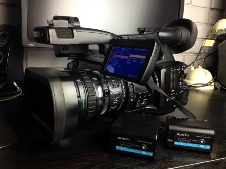 Профессиональная видеокамера SONY PMW-EX1R. Одесса. фото 1