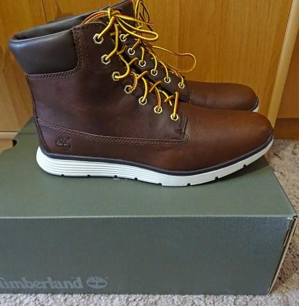 Коричневые ботинки Timberland Killington 42 размер. Запорожье. фото 1