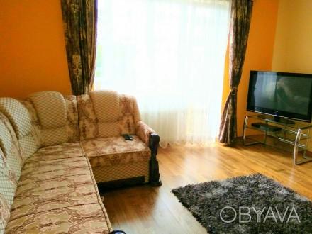 Здається посуточно 2-х кімнатна квартира у центрі Трускавця-200м до бювету.У ква. Трускавец, Львовская область. фото 1