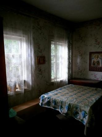 Хороший домик (дача) в селе Бобруйки (Козелецкий р-н). Дом в нормальном состояни. Бобруйки, Козелец, Черниговская область. фото 10