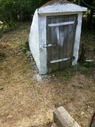 Хороший домик (дача) в селе Бобруйки (Козелецкий р-н). Дом в нормальном состояни. Бобруйки, Козелец, Черниговская область. фото 7