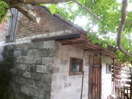 Хороший домик (дача) в селе Бобруйки (Козелецкий р-н). Дом в нормальном состояни. Бобруйки, Козелец, Черниговская область. фото 13