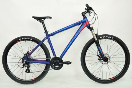 Продам велосипед LEADER SPARK 27.5. Харьков. фото 1
