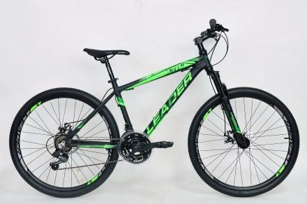 Продам велосипед LEADER SWEED 26. Харьков. фото 1