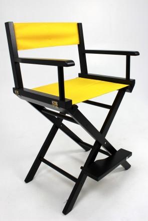 Стул для визажиста, визажный стул, режиссерский стул, гримерный стул. Киев. фото 1