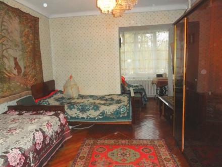 Сдается комната в 2комнатной квартире для работающего парня,12 мин. пешком метро. Київ. фото 1