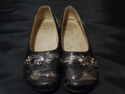 Туфлі дівчачі в гарному стані 21,5см.. Кропивницкий. фото 1