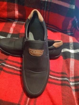 Осенние спортивные туфли. 39 размер. Одесса. фото 1