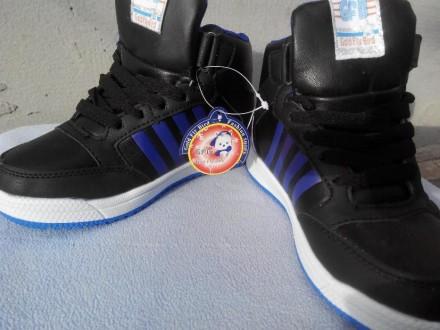 Кроссовки, кеды, демисезонные ботинки. Мариуполь. фото 1
