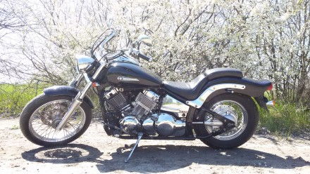 Yamaha Drag Star 400 Custom 2006г.. Киев. фото 1