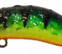 Воблер Warted Toad - это имитация жабки. Интенсивная мелкочастотная игра, быстро. Кропивницкий, Кировоградская область. фото 2