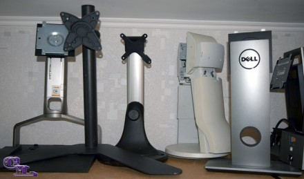 От 55 грн.  Ноги для мониторов  Dell p190s/p1909w/p2210 Универсальные Phili. Киев, Киевская область. фото 8