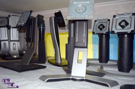 От 55 грн.  Ноги для мониторов  Dell p190s/p1909w/p2210 Универсальные Phili. Киев, Киевская область. фото 4
