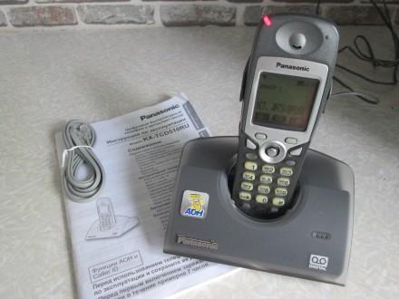 Радиотелефон Panasonic kx-tcd510RU. Днепр. фото 1