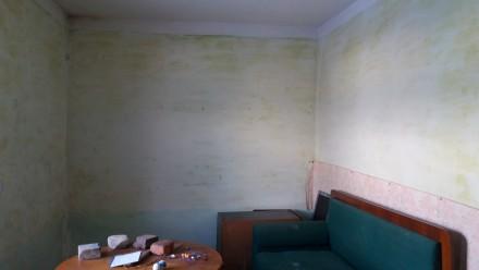 1комн.квартира в с.Киселевка,дерево в кирпиче,комната,кухня,прихожая с кладовой,. Киселевка, Черниговская область. фото 10